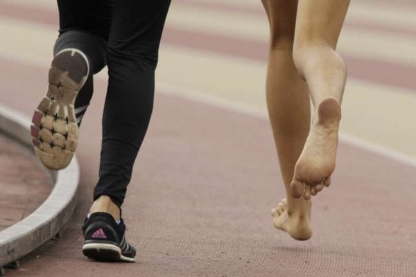 ¿Como realizar una transicion adecuada al calzado minimalista?