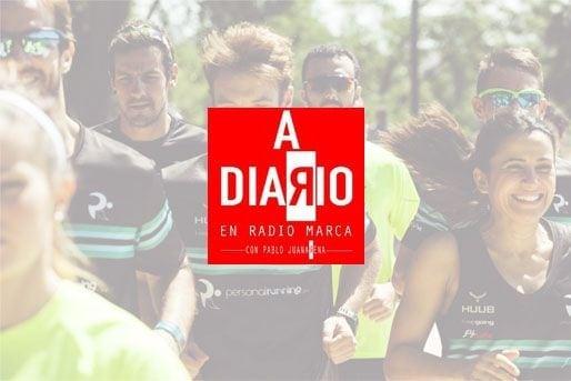 Entrevista en Radio Marca