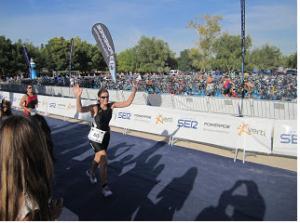 Mi primer triatlón con PR – Cris Sánchez