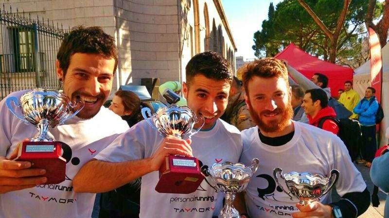 El Pº Castellana se tiñe de los colores de Personal Running