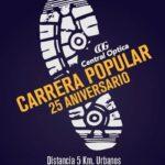 """Personal Running colabora con la """"Carrera 25 Aniversario Central Óptica"""" en Guadalajara"""