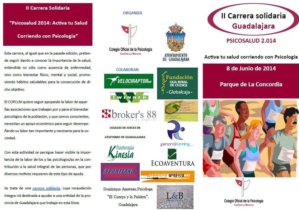 PERSONAL RUNNING COLABORARa POR EL BIENESTAR PSICOloGICO DE LA POBLACIoN