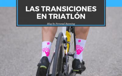 Cómo entrenar las transiciones en Triatlón