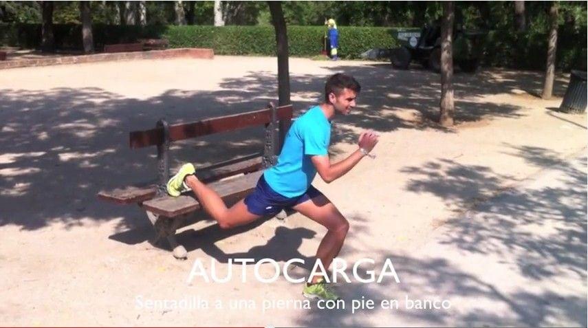 CIRCUITO ESPECÍFICO DE FUERZA PARA TRIATLON