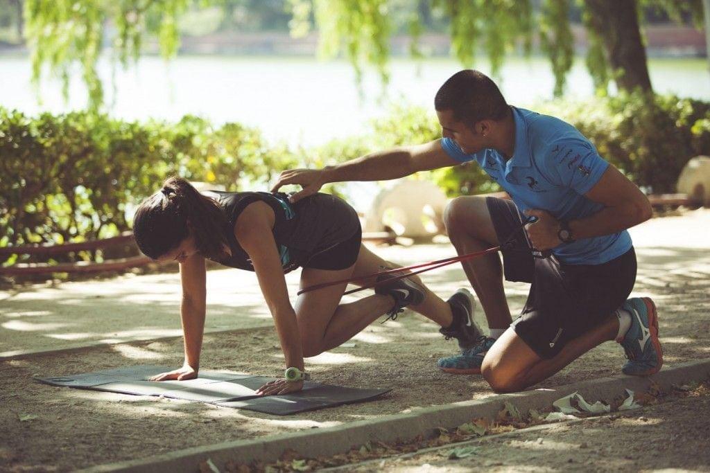 "Importancia del ""CORE"" en el running"