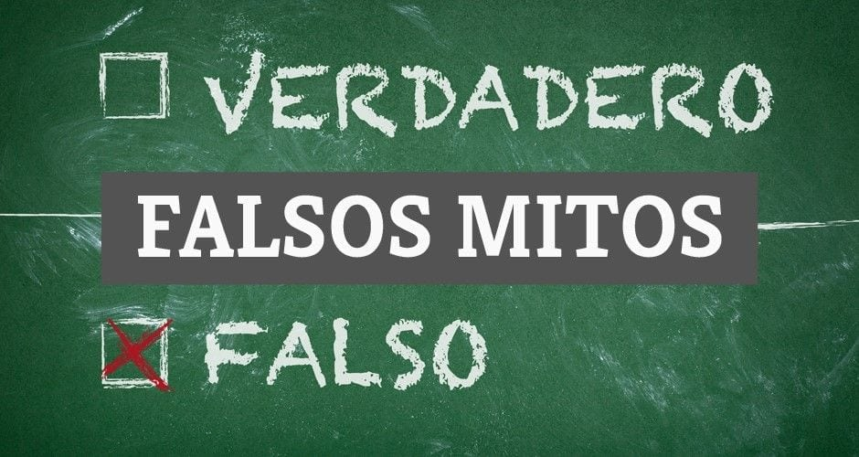Falsos mitos del Running