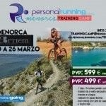 PERSONAL RUNNING TRAINING CAMP MENORCA