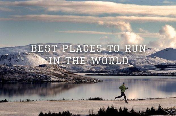 6 lugares que todo que un Runner debe visitar