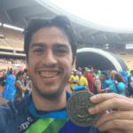 Manuel Pavón Mi primer Maratón Sevilla