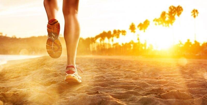 Mejora tu surf con Running