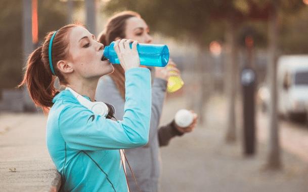 La importancia de la hidratación en los entrenamientos