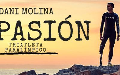 """Dani Molina: """"Compito por dos motivos, es mi profesión y mi gran pasión"""""""