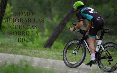 Mejorar las pendientes sobre la bici