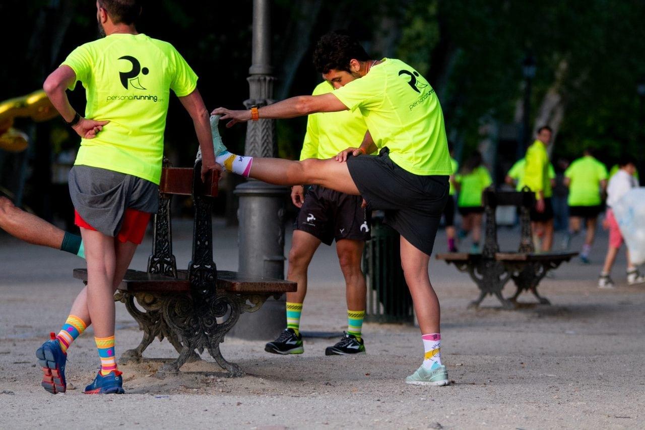 ¿Sabes cómo prevenir las lesiones en el deporte?