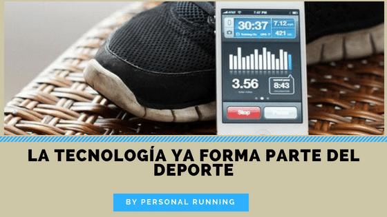 Tecnología y actividad física