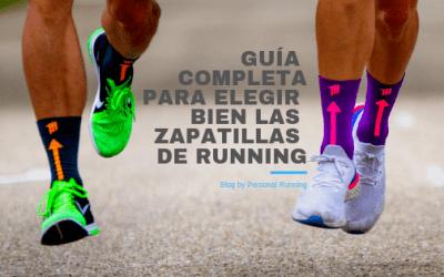 Todo lo que hay que saber sobre las zapatillas de running (I)