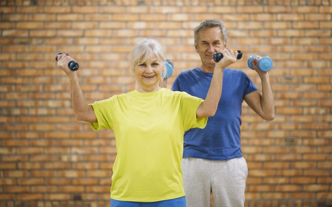 Deporte y mayores: el ejercicio no se jubila