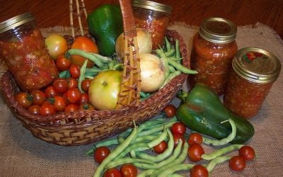 Verduras en conserva: una alternativa para resolver comidas de forma saludable